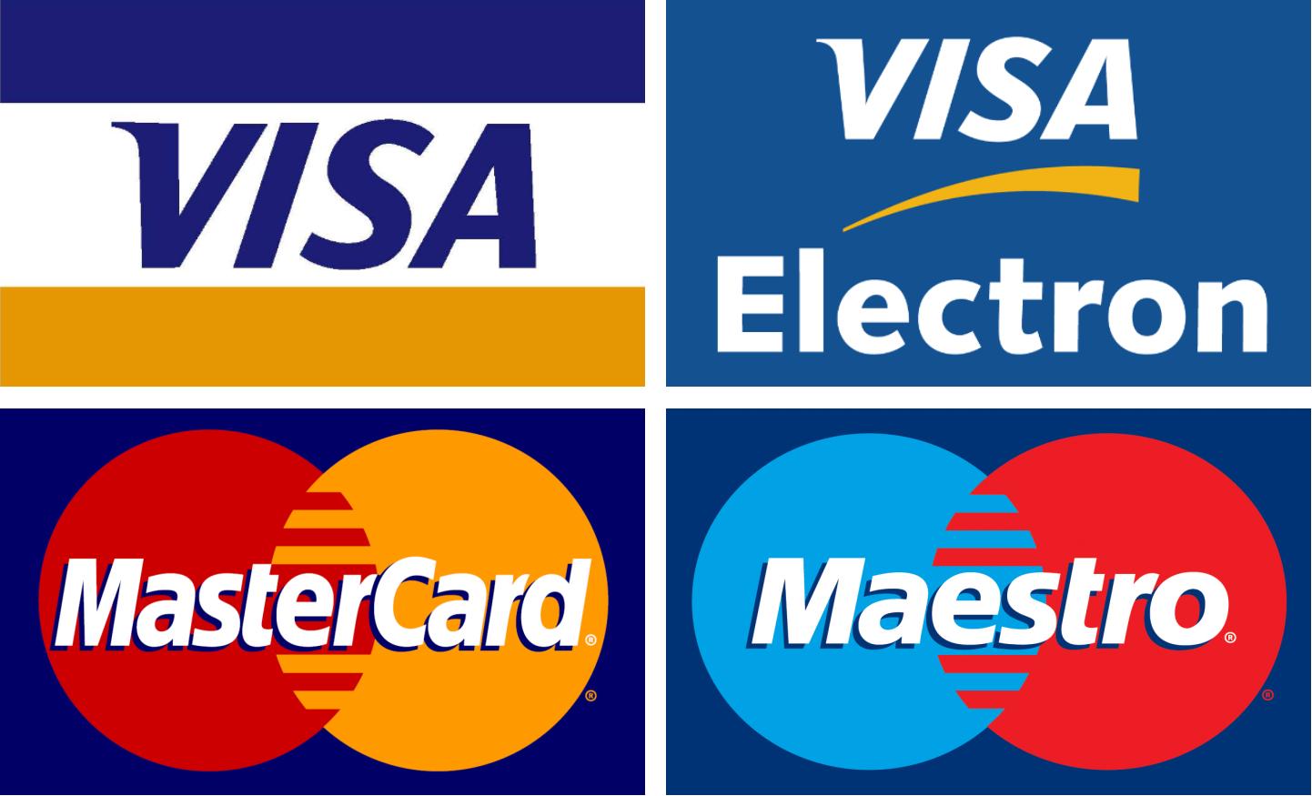 Deposita en el casino con tu tarjeta Visa